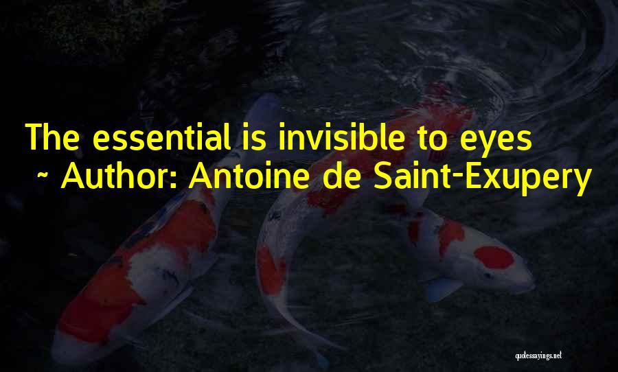 Antoine De Saint-Exupery Quotes 631156