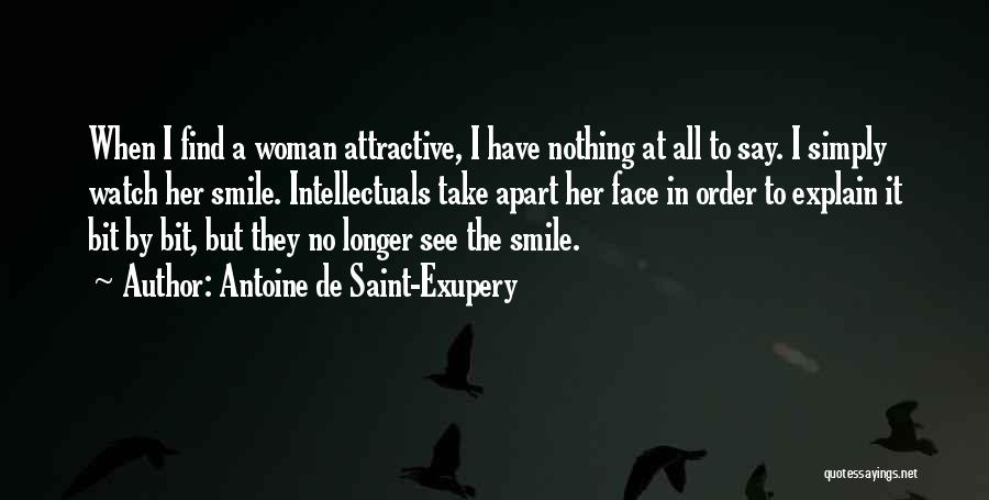 Antoine De Saint-Exupery Quotes 709597