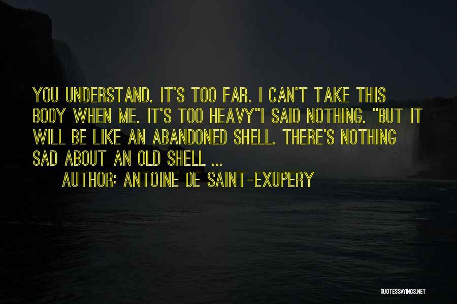 Antoine De Saint-Exupery Quotes 76846