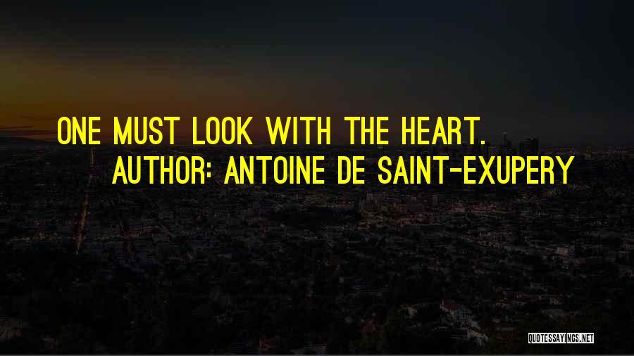 Antoine De Saint-Exupery Quotes 849452