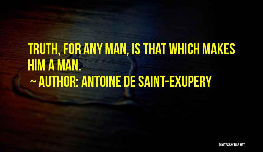 Antoine De Saint-Exupery Quotes 876198