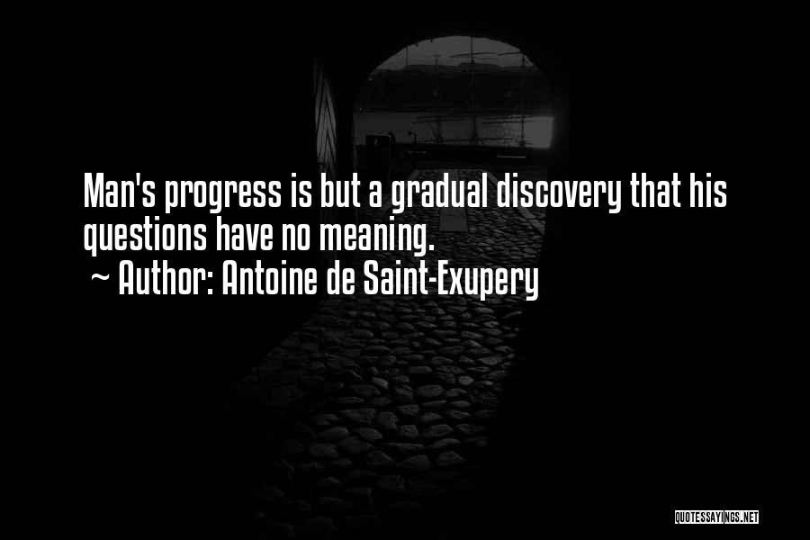 Antoine De Saint-Exupery Quotes 92309
