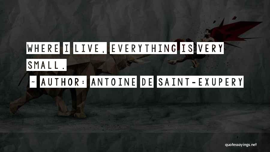 Antoine De Saint-Exupery Quotes 935235
