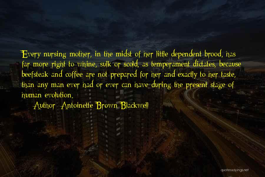 Antoinette Brown Blackwell Quotes 1034368