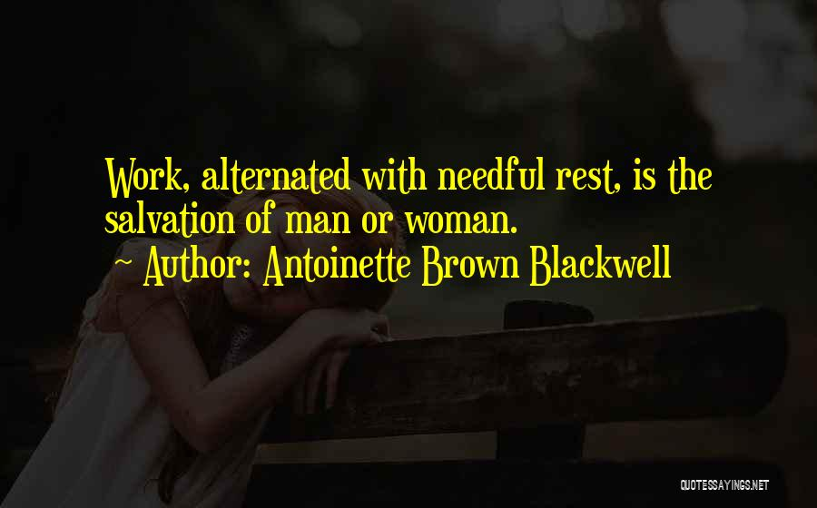 Antoinette Brown Blackwell Quotes 2087958