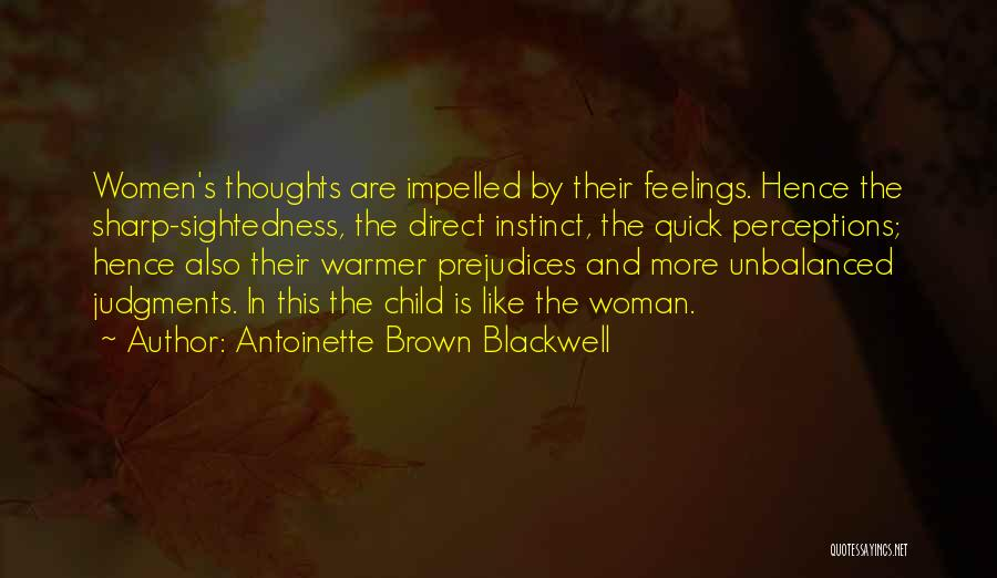 Antoinette Brown Blackwell Quotes 2254132
