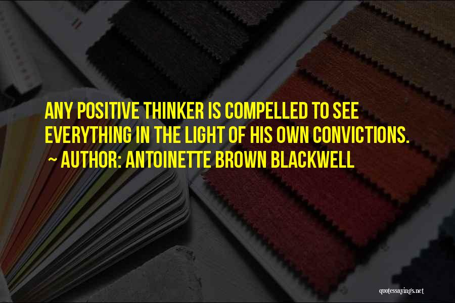 Antoinette Brown Blackwell Quotes 93980