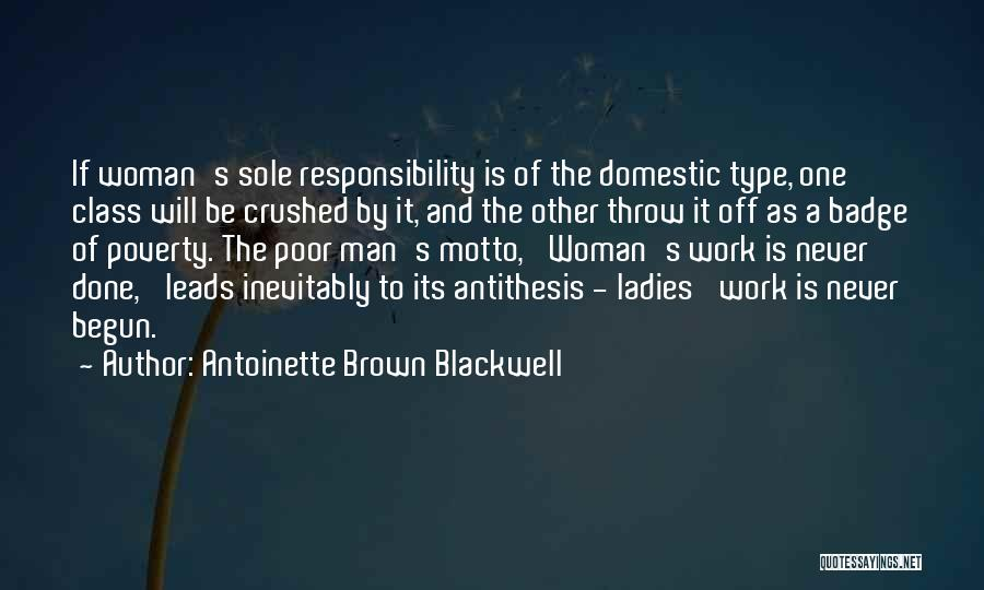Antoinette Brown Blackwell Quotes 950331