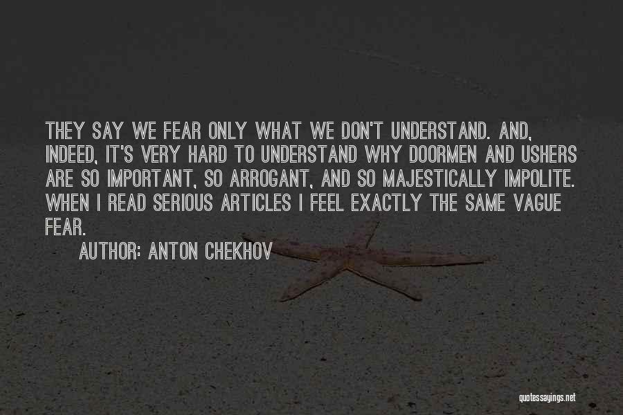 Anton Chekhov Quotes 130688