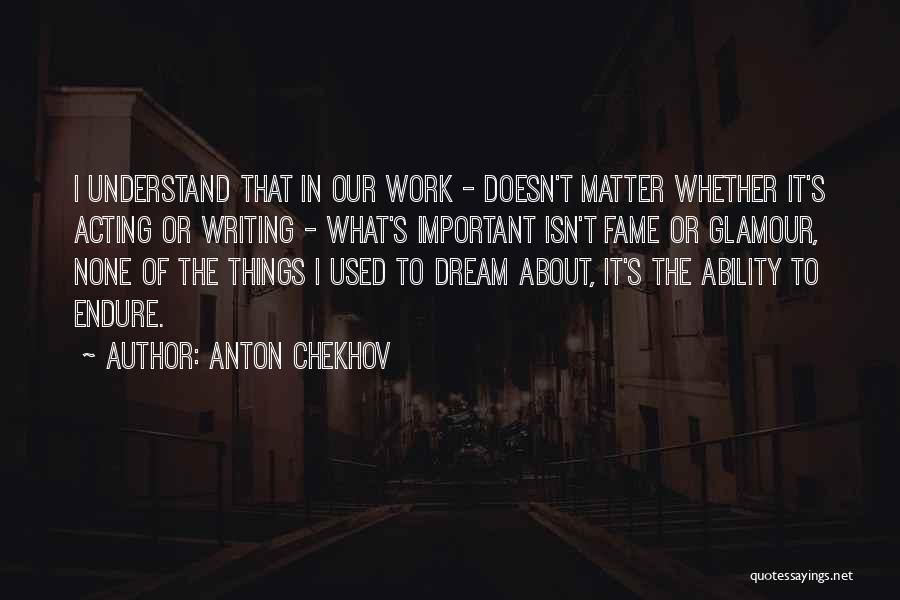 Anton Chekhov Quotes 1325318