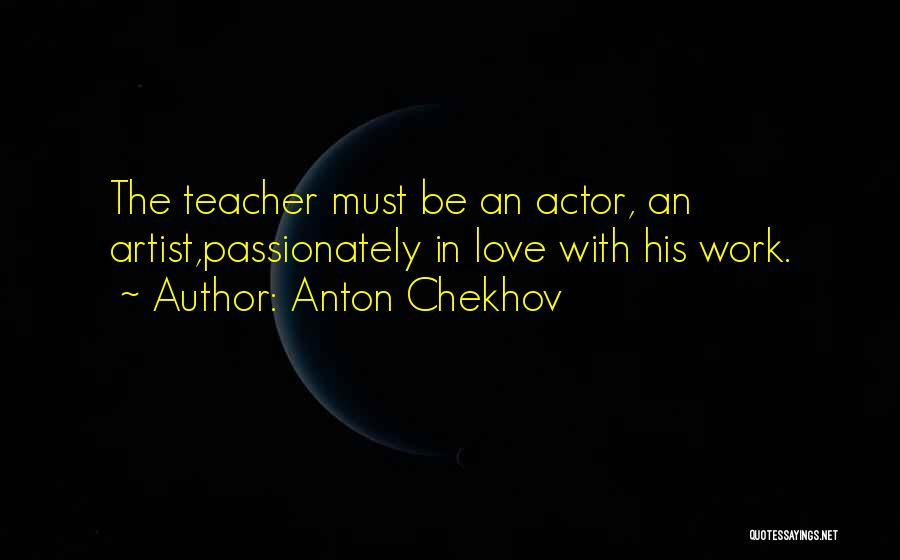 Anton Chekhov Quotes 215561