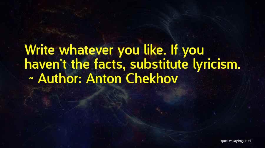 Anton Chekhov Quotes 384755