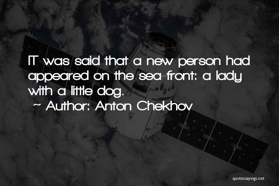 Anton Chekhov Quotes 84726