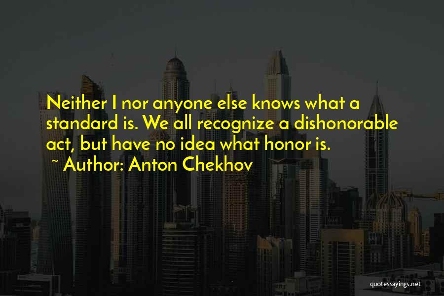 Anton Chekhov Quotes 989223