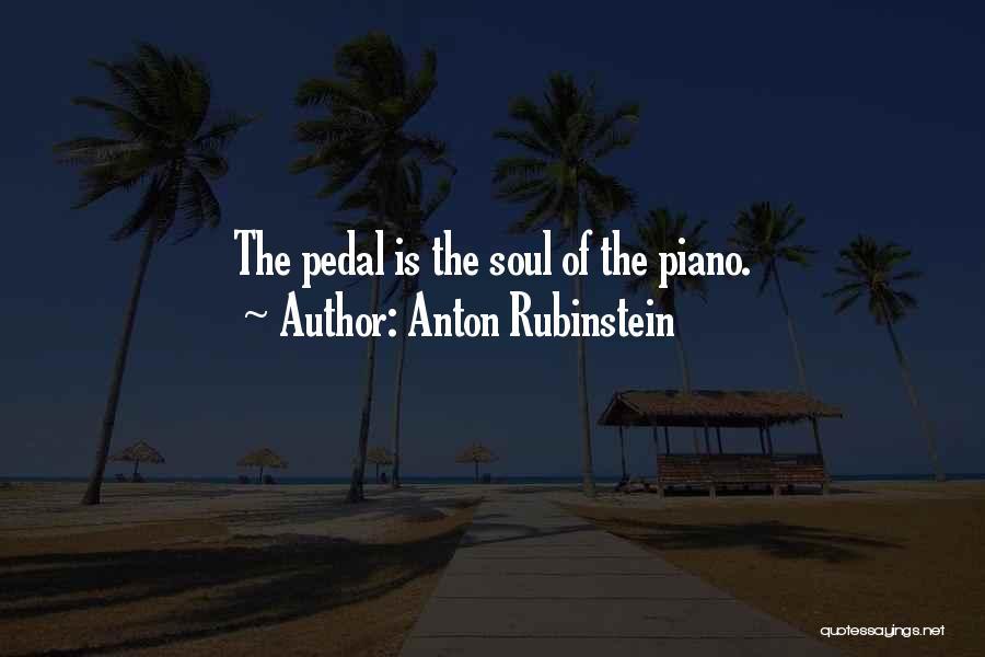 Anton Rubinstein Quotes 1372842