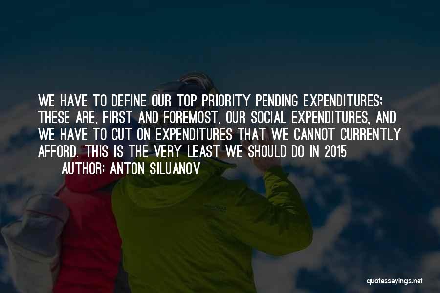 Anton Siluanov Quotes 1689319