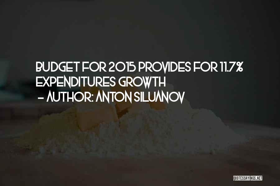 Anton Siluanov Quotes 752675