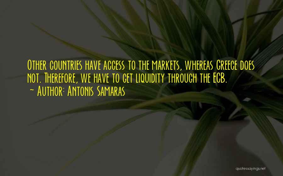 Antonis Samaras Quotes 1561506