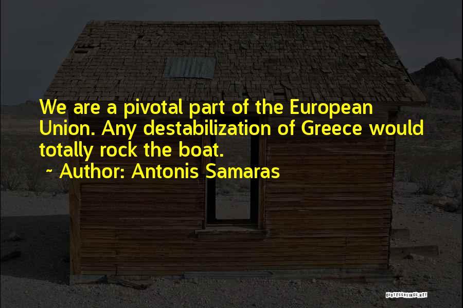 Antonis Samaras Quotes 1699090