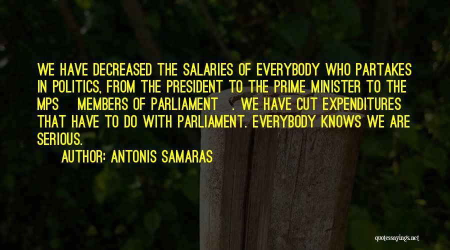 Antonis Samaras Quotes 1982006