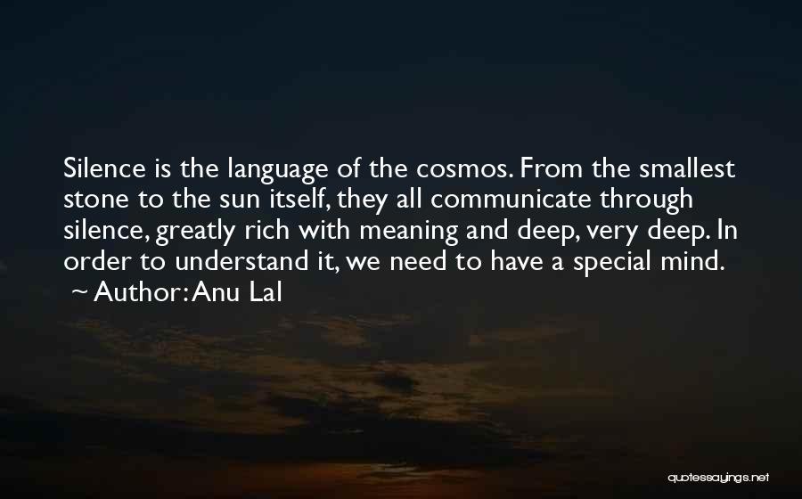Anu Lal Quotes 1665513