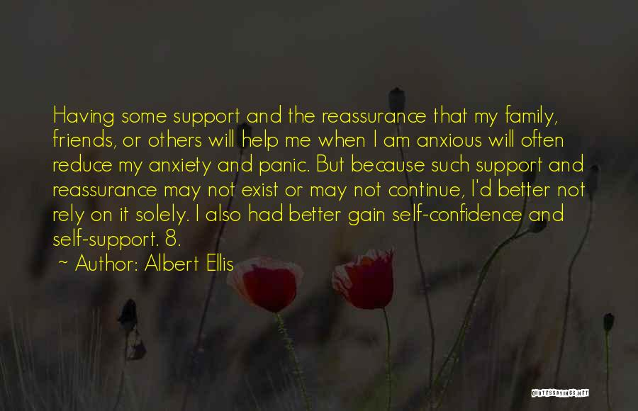 Anxiety And Panic Quotes By Albert Ellis