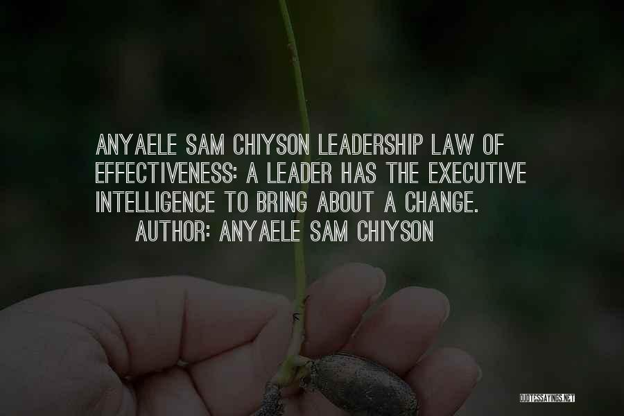 Anyaele Sam Chiyson Quotes 1233141