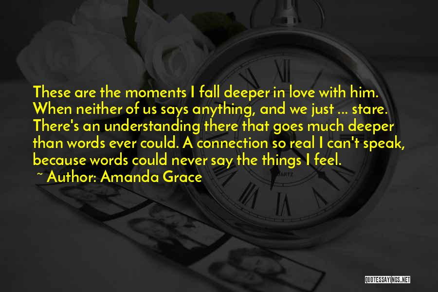 Anything Goes Quotes By Amanda Grace