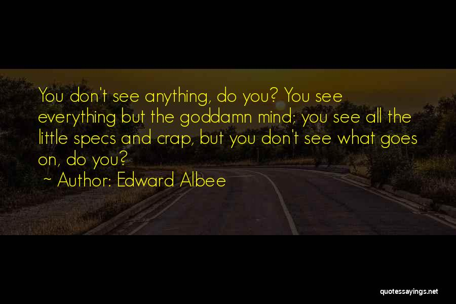 Anything Goes Quotes By Edward Albee