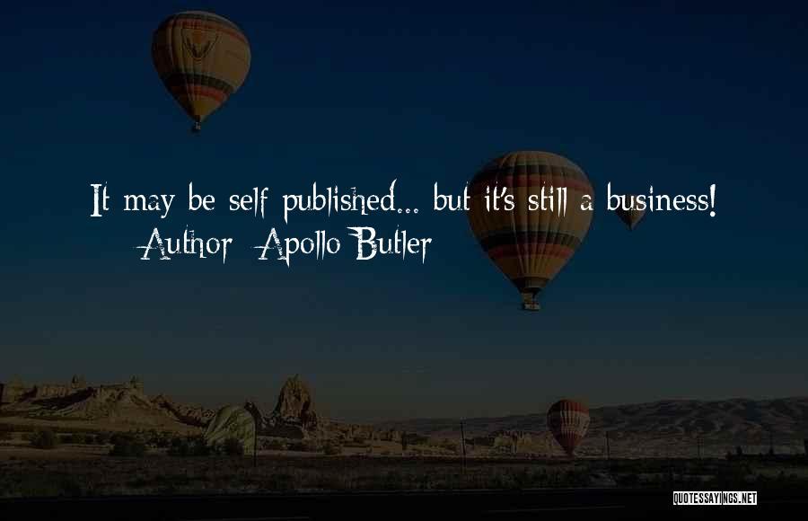 Apollo Butler Quotes 815891