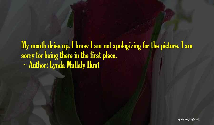 Apologizing For Who You Are Quotes By Lynda Mullaly Hunt