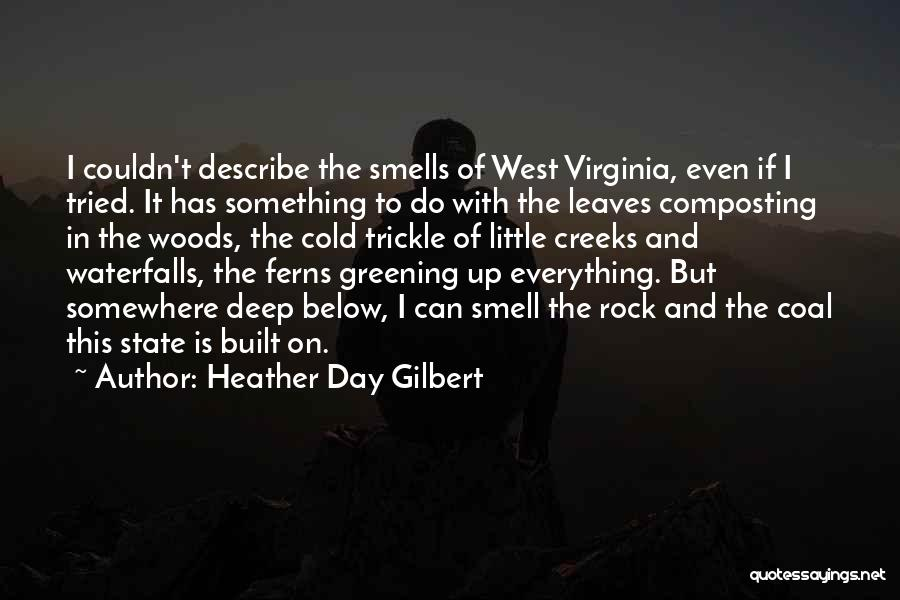 Appalachian Quotes By Heather Day Gilbert