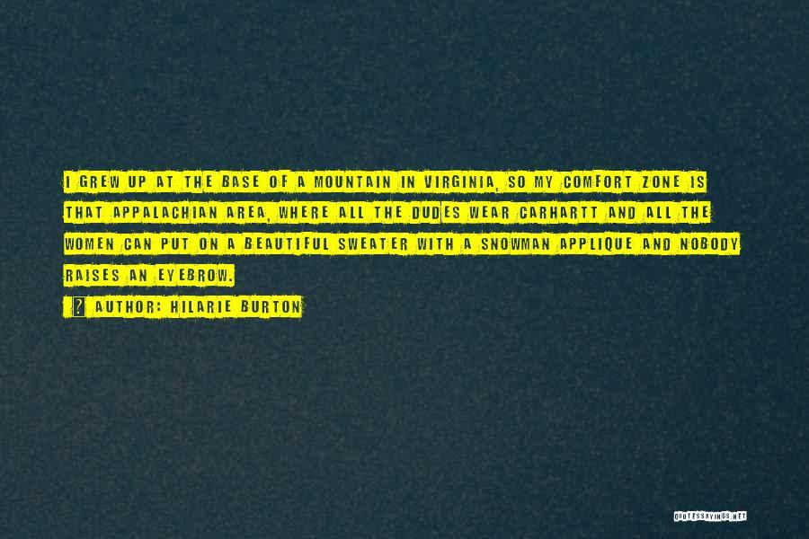 Appalachian Quotes By Hilarie Burton
