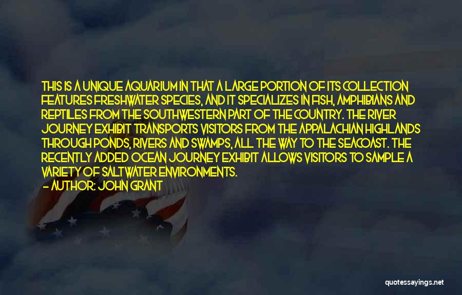 Appalachian Quotes By John Grant