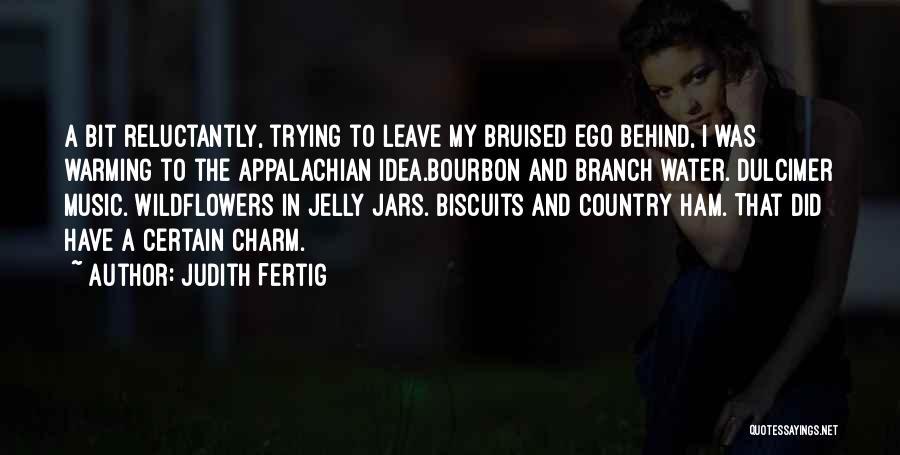 Appalachian Quotes By Judith Fertig
