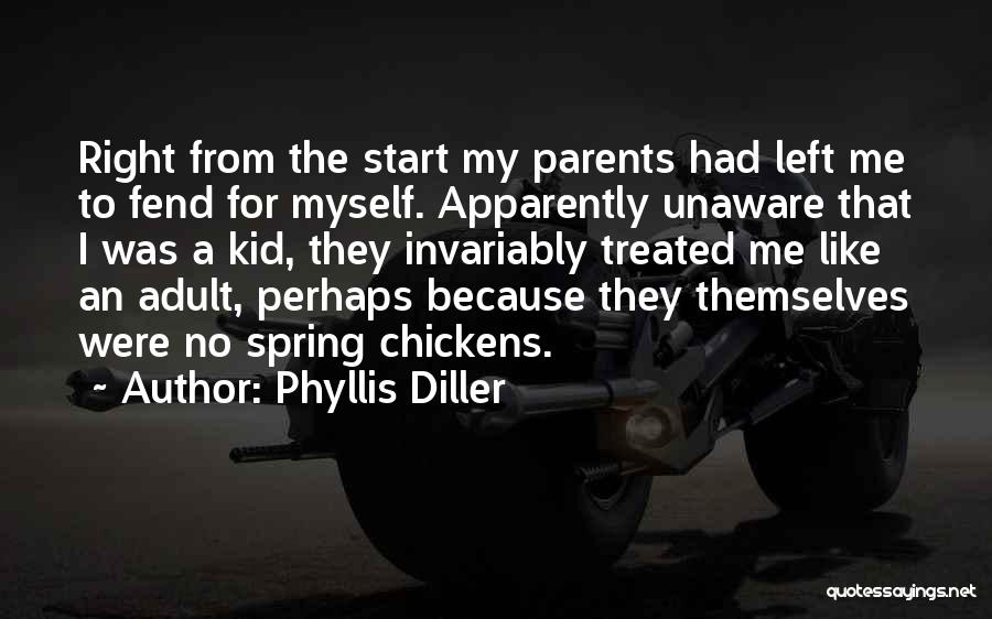 Apparently Kid Quotes By Phyllis Diller