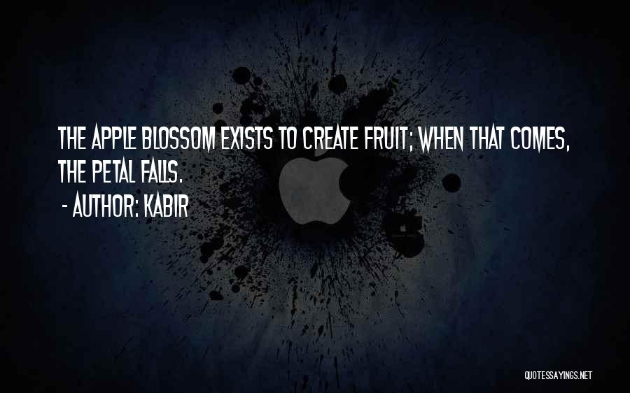 Apple Quotes By Kabir