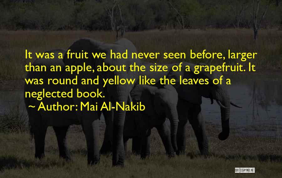 Apple Quotes By Mai Al-Nakib