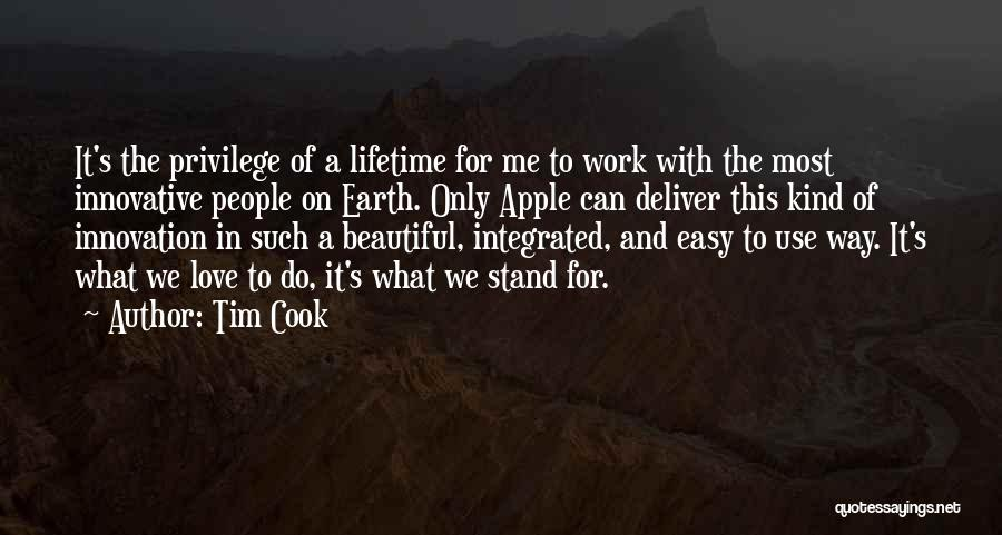 Apple Quotes By Tim Cook