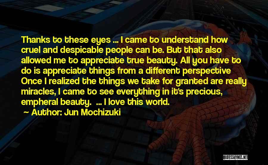 Appreciate All You Have Quotes By Jun Mochizuki