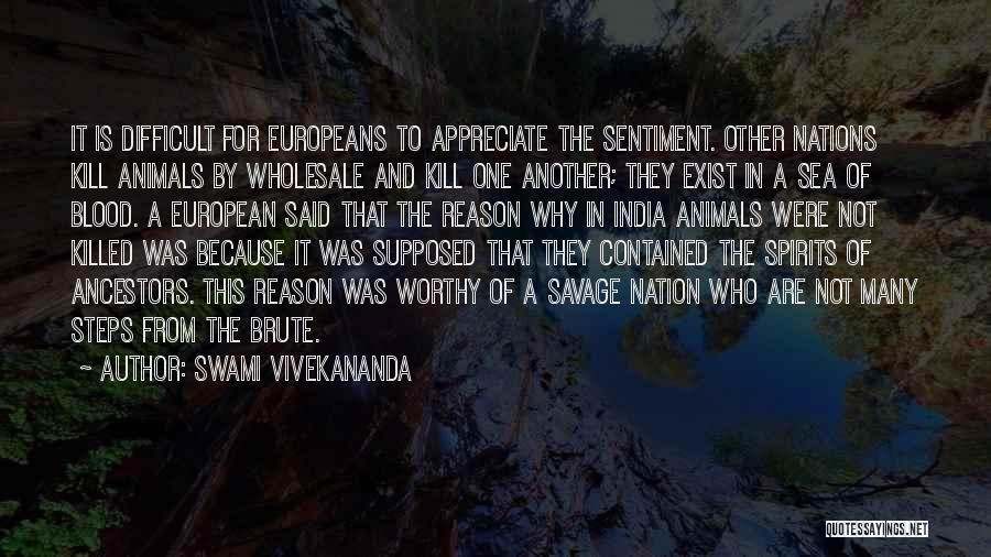 Appreciate One Another Quotes By Swami Vivekananda