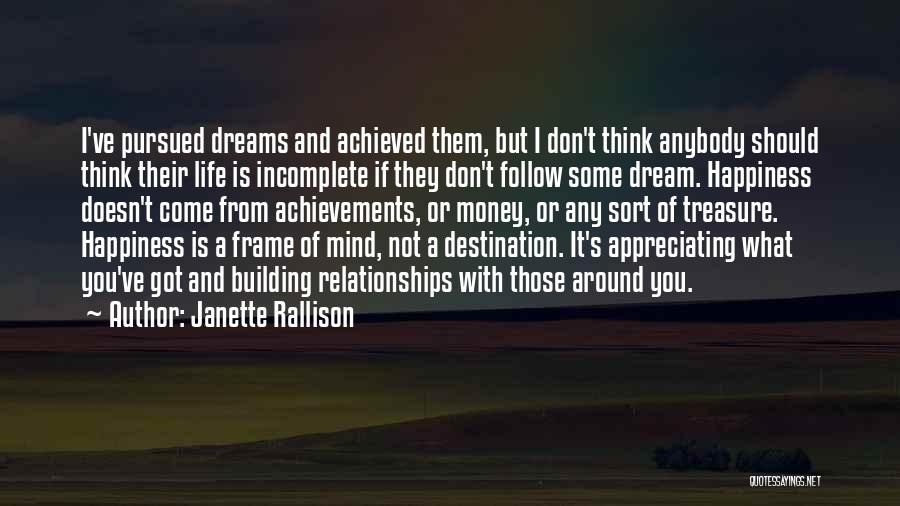 Appreciating My Life Quotes By Janette Rallison