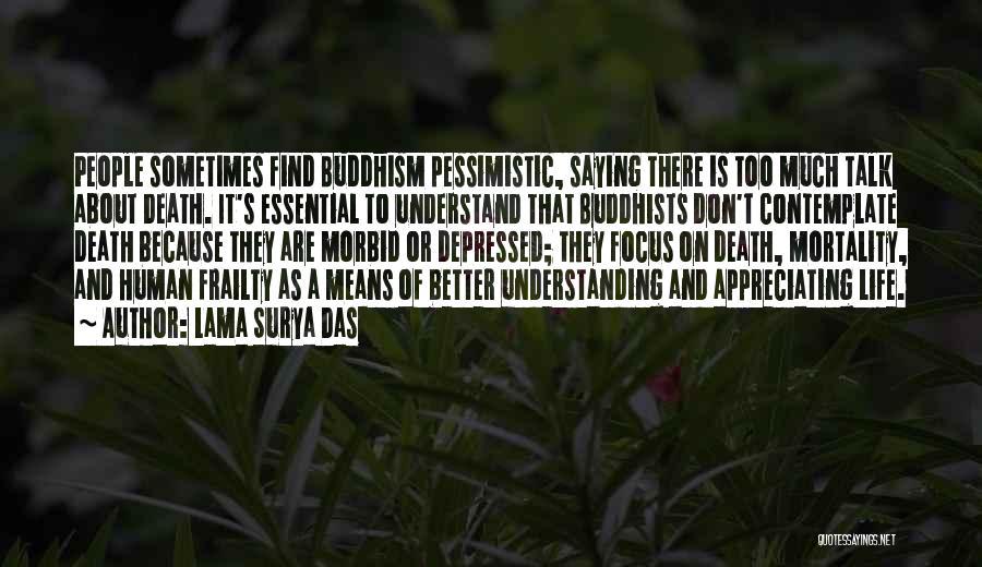 Appreciating Your Life Quotes By Lama Surya Das