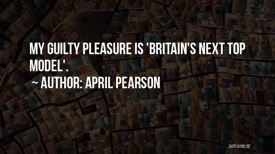 April Pearson Quotes 185626
