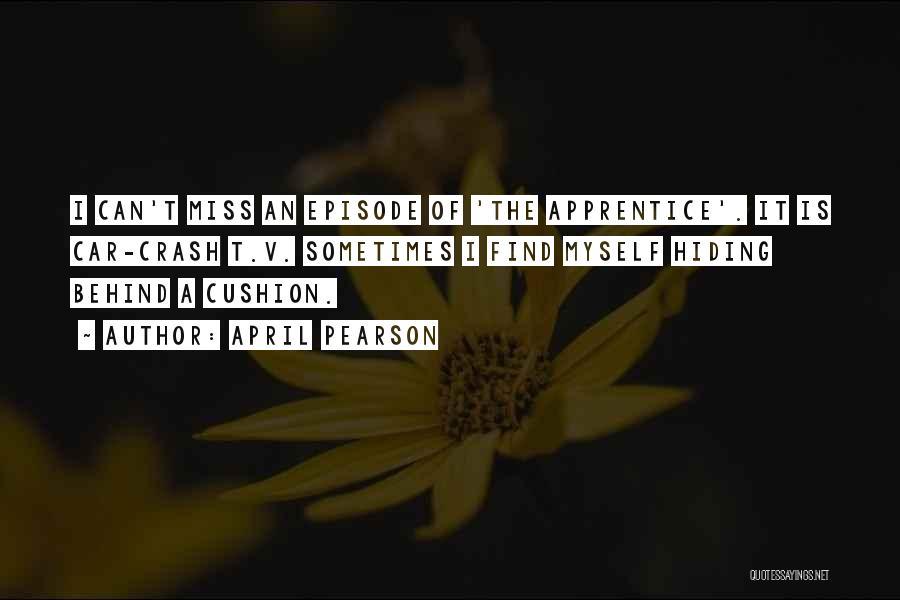 April Pearson Quotes 590264