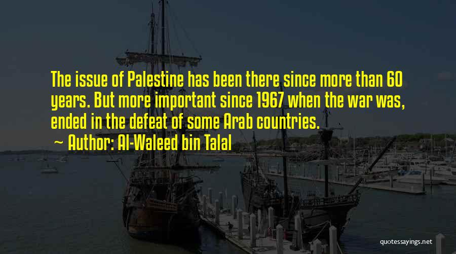 Arab Countries Quotes By Al-Waleed Bin Talal