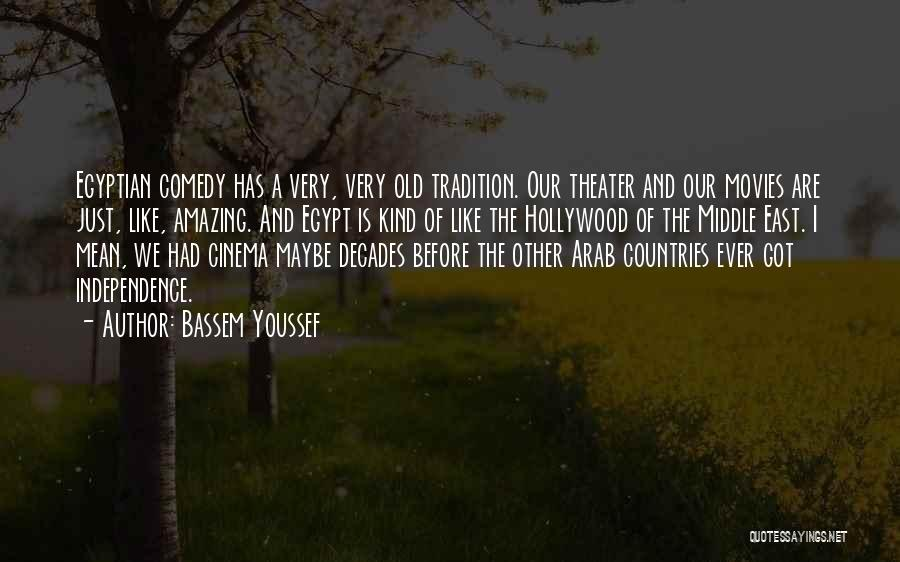 Arab Countries Quotes By Bassem Youssef