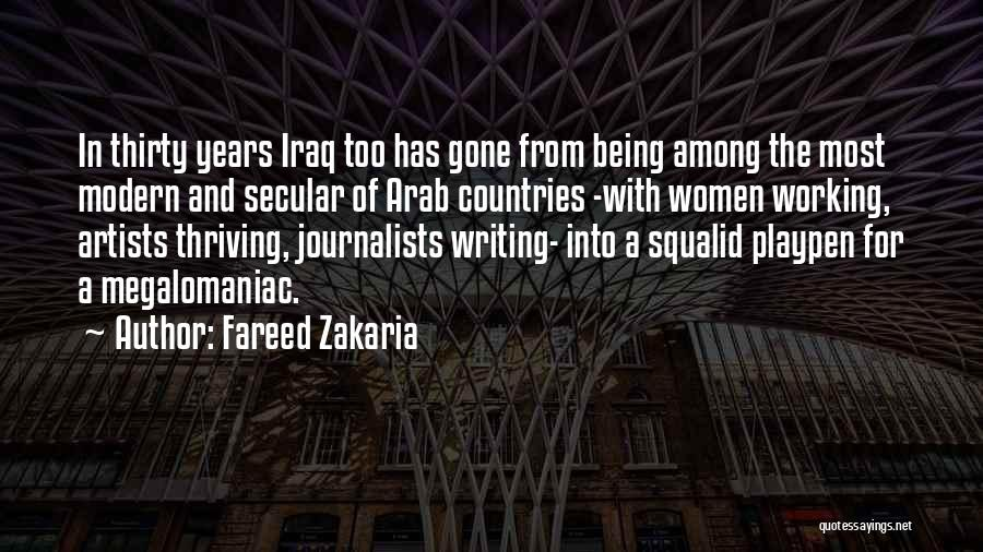Arab Countries Quotes By Fareed Zakaria