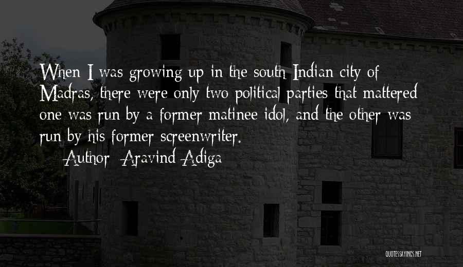Aravind Adiga Quotes 1627238
