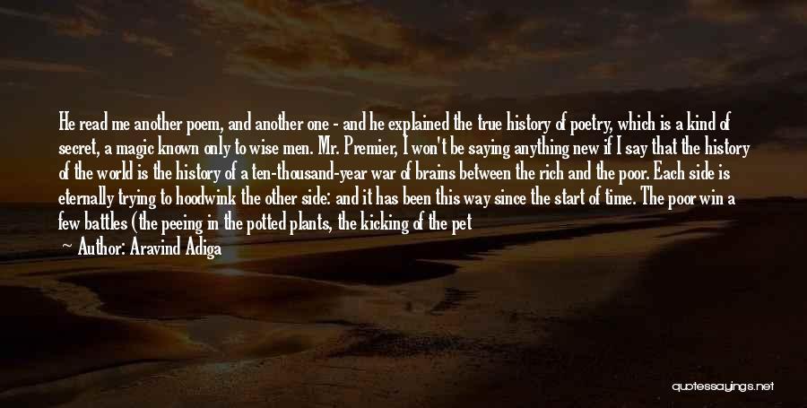 Aravind Adiga Quotes 549664